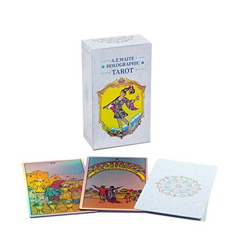 MagicSeer Rainbow Tarot Cards Decks, Tarot Card and Book...