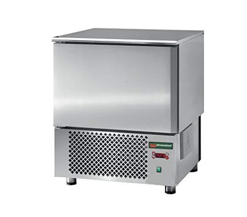 Abbattitore surgelatore di temperatura professionale 5 Teglie