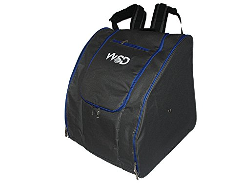 WSD Ski Boot Bag- Ski Gear Backpack for Boots New...
