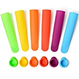 Silicone Popsicle Molds/Ice...