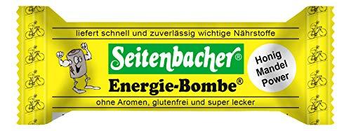 Seitenbacher Energie-Bombe glutenfrei, 12er Pack (12 x 50 g Packung)