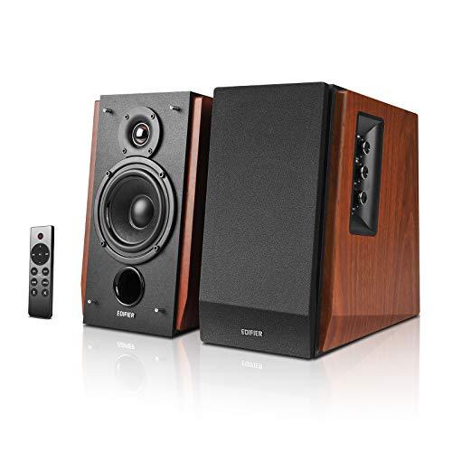 Edifier R1700BTs Active Bluetooth Bookshelf Speakers - 2.0 Wireless...