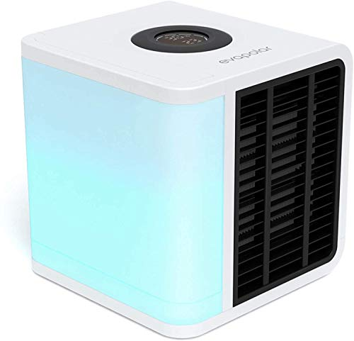 Evapolar Personal Evaporative Air Cooler and Humidifier / Portable Air Conditioner, White