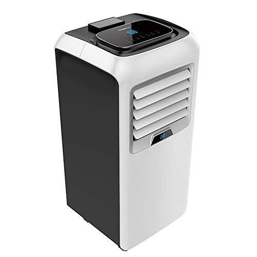 EURGEEN A5 1320 Watt Portable Air Conditioner, White and Brown
