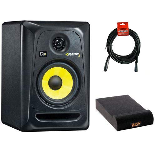 41pgJAeRysL - 7 Best Active Studio Monitors – The Secret to Getting Pro-Sounding Tracks from Home Recordings