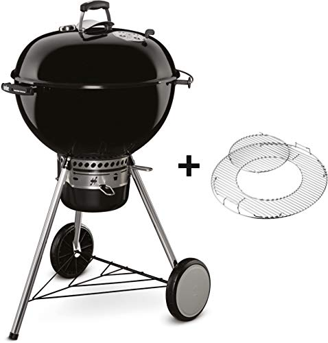 Weber Master Touch GBS Grill Kettle Antracite Nero