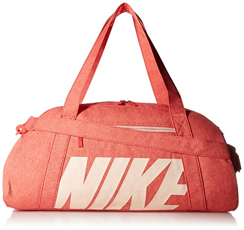 NIKE Women's Gym Club Bag, Ember Glow/Ember Glow/Washed, Misc