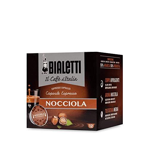 Bialetti 'Gourmet' Gusto Nocciola - Confezione da 12 pezzi