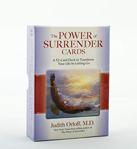 The Power of Surrender Cards: A 52-Card Deck to Transform...