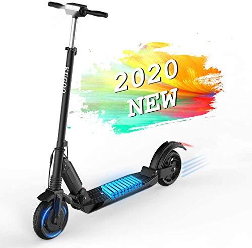 E-Scooter Klappbar Elektroroller Scooter, S1 350W, 30km, 30 Km/h, 7,5 AH Li-Ionen-Akku, LCD E-Roller Jugendliche und Erwachsene Elektroscooter (S1-Schwarz),Mit CE-Zertifikat kein ABE-Zertifikat