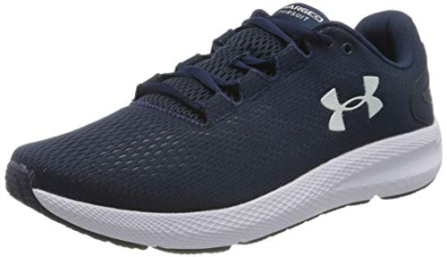 Under Armour Men UA Charged Pursuit 2 Jogging Shoes, Gym Shoes with First-Class Traction