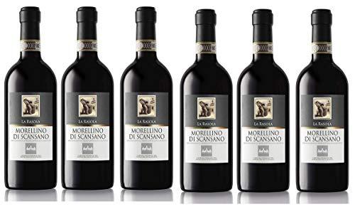 Morellino di Scansano DOCG -La Rasola- 13.5% 750ml (6)