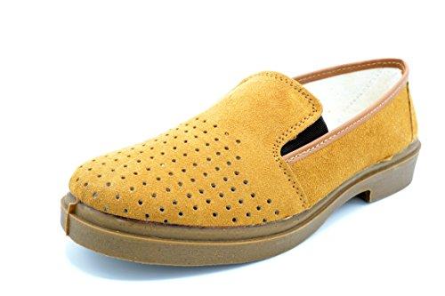 Canos 050 - Zapato de Trabajo sin Cordones (42)