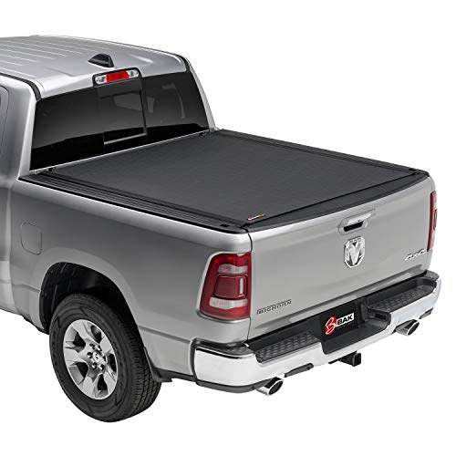 BAK Revolver X4 Hard Rolling Truck Bed Tonneau Cover | 79227 | Fits 2019 - 2021 Dodge Ram 1500, Does Not Fit With Multi-Function (Split) Tailgate 5' 7
