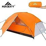 Forceatt Camping Tente 2 Personnes, 3-4 Saison Imperméable & Anti-Insectes...