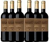 Collines Antiques, Bordeaux Mèdoc, vino rosso, annata 2016, 6 x 750...