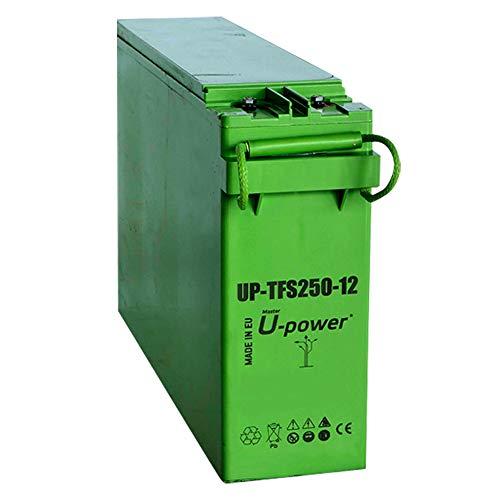 Batería AGM 12v 250AH Fotovoltaica para Instalaciones Solares  ...