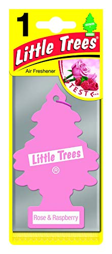 Wunder-Baum 35121 Lufterfrischer Rose & Raspberry