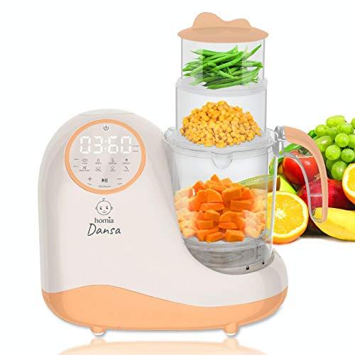 Baby Food Maker Chopper Grinder - Mills and...