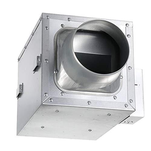 Panasonic FV-30NFL1 WhisperLine Remote Mount In-Line Spot Ventilation Fan, Quiet Air Flow