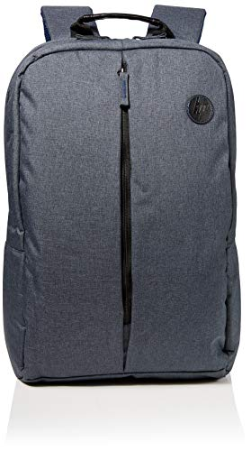 "HP Value Backpack 15.6 - Mochila para portátiles de hasta 15.6"", gris y azul"