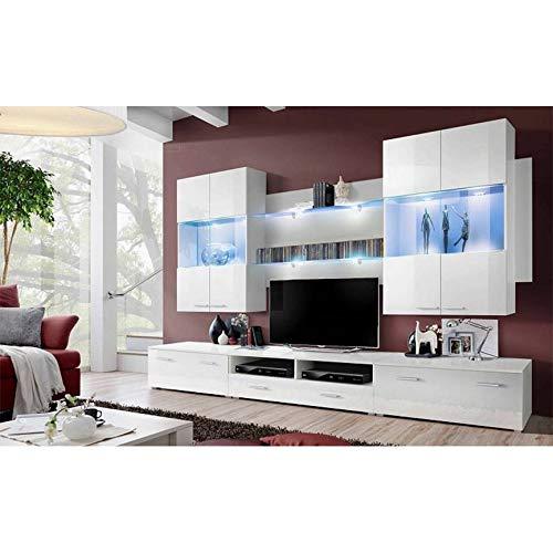 AZURA HOME DESIGN - Mobile TV Bastia, 300 cm