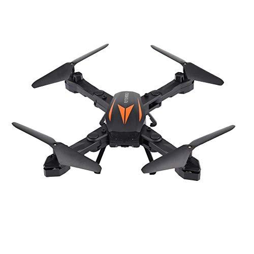 Drone pieghevole FPV Wifi con telecamera regolabile, mini drone con telecamera Wifi Drone, drone pieghevole((720*576 pixels, 300,000 high-definition camera))