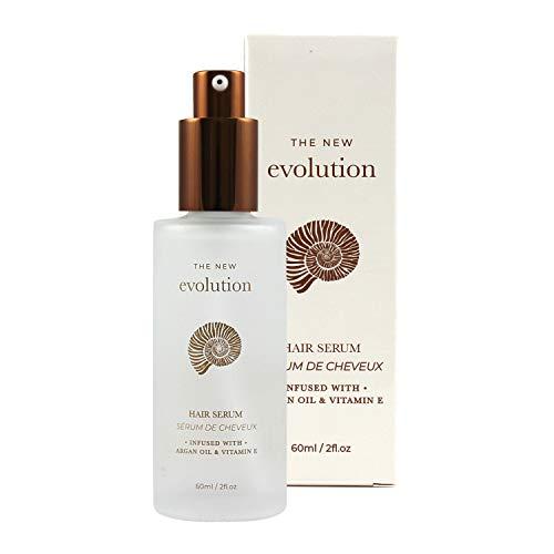 Evolution Argan Oil Serum For Hair - Vitamin E...