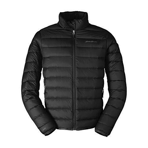 Eddie Bauer Men's CirrusLite Down Jacket, Black Regular M