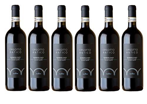 Boggero Bogge Wine-Barbera d'Asti Casotto Antico 6 bott. x 0,75 L