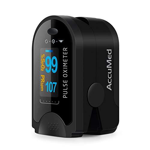 AccuMed CMS-50D Blood Oxygen Sensor SpO2