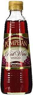 Pompeian Gormet Red Wine Vinegar by Pompeian