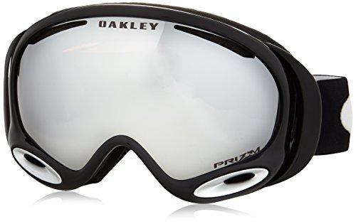 Oakley A- Frame 2.0 59-746 0 Occhiali Sportivi, Nero (Jet Black/Prizmblackiridium), 99 Uomo