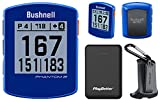 Bushnell Phantom 2 Handheld Golf GPS Power Bundle | Includes PlayBetter Portable Charger | 2021 Golf GPS Device | Built-in Magnetic Mount, 38,000+ Courses, Accurate Distances | Bright Royal Blue