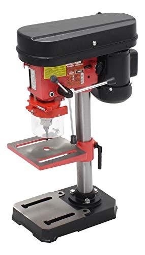 Mader Power Tools 63151 Trapano a colonna 350 W 13 mm, velocit variabile, precisione di furo