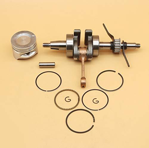 Kit 39mm anello pistone albero motore albero motore per HONDA GX35 GX 35 motore a 4 tempi...