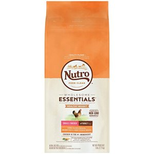 NUTRO WHOLESOME ESSENTIALS Adult Healthy Weight Dry Dog Food, All Breed Sizes 46