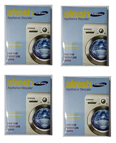 D Scale Powder for All Types of Washing Machine Compatible for Samsung/IFB/LG/Bosch/VIDEOCON/Whirlpool/INTEX/HAIER/Onida/National/ETC. (Free DELIVERY) Pack of 4