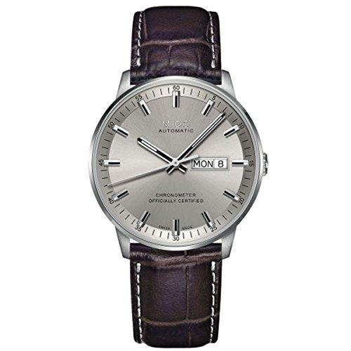 Mido Herren Analog Automatik Uhr mit Leder Armband M021.431.16.071.00