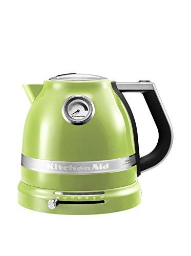 KITCHENAID 5KEK1522EGA Wasserkocher Apfelgrün (2400 Watt, 1.5 Liter)