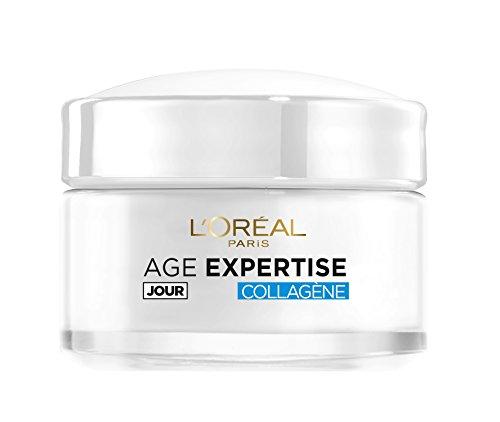 L'Oréal Paris Age Expertise Cura giorno idratante antirughe al collagene, 35anni+, 50ml