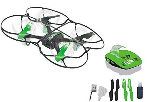 Jamara- Motionfly Drone G Sensor Bussola Turbo Flip, 422039