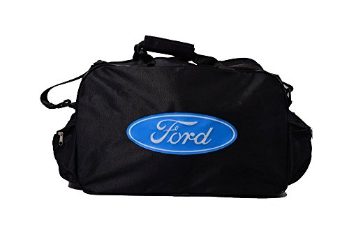 Ford Logo Bag Unisex Leisure School Leisure Shoulder Backpack