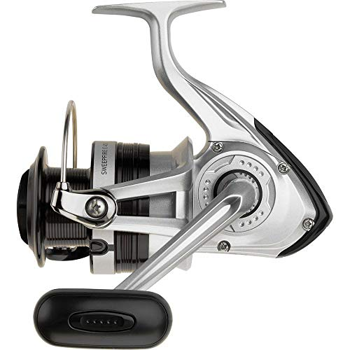 Daiwa Sweepfire EC 2500, 10118-250, Spinning Angelrolle mit Frontbremse