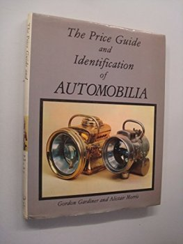 The Price Guide and Identification of Automobilia