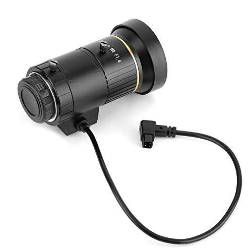 BTIHCEUOT Obiettivo Zoom con Apertura Automatica, Lunghezza focale 3MP-B HD 5-50mm per Telecamera di Sicurezza CCTV