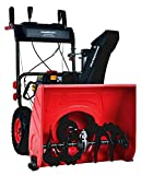 PowerSmart PSS2240-X 24 in. 212cc 2-Stage Electric Start Gas Snow Blower