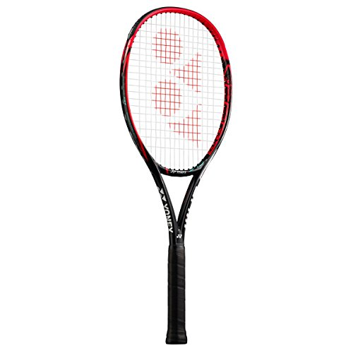 Yonex Vcore SV Team Gloss Red Tennis Racquet- G4 3/8