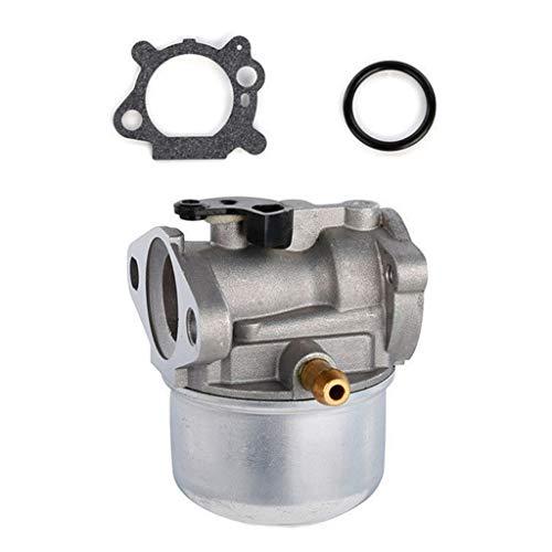 FXCO Tagliaerba di ricambio per carburatore per motore Briggs & Stratton 799868 497314 498170 498254...
