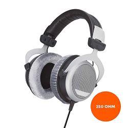 beyerdynamic DT 880 Premium Edition 250 Ohm Over-Ear-Stereo Headphones. Semi-Open Design